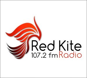 Red kite square logo